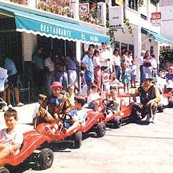 Fiestas cars